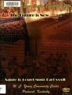 8th of August Emancipation Celebration 2014 Program