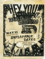 May 11th Jaycee Civic Center Show Flyer