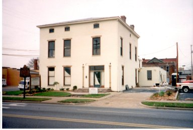 Tilghman House