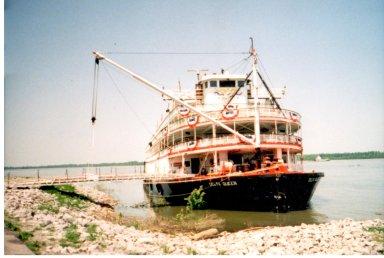 Delta Queen, Riverboat