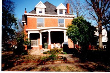 House at 210 Fountain Ave., Paducah
