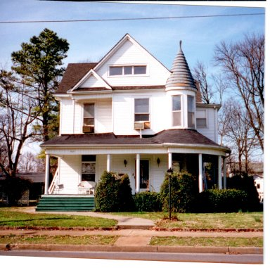 House at 1621 Jefferson St., Paducah