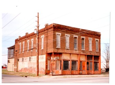 G. U. Leisner Grocery and Saloon