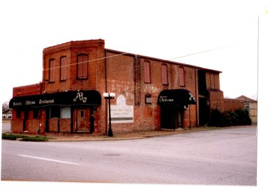 F.F. Eaker Saloon