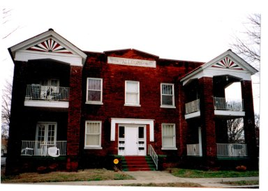 Allcock Apartments
