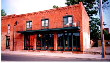 Building at 125 Kentucky Avenue