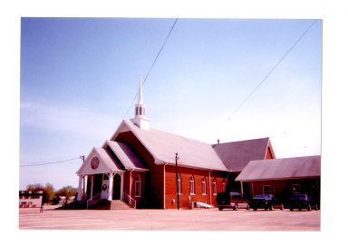 Newton Creek Baptist Church