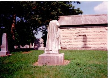 Oak Grove Cemetery, Della Barnes