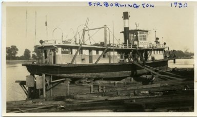 Towboat Burlington
