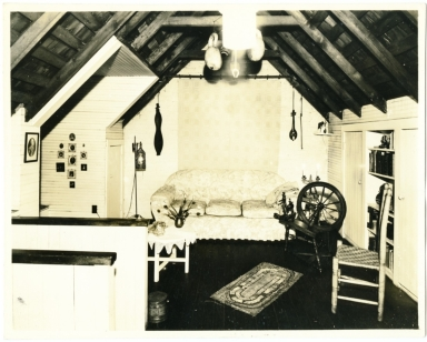 Mary Wheeler's Studio