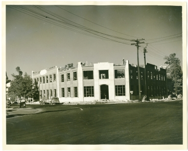 Coca-Cola Bottling Plant Construction