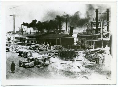 Old Paducah Wharf