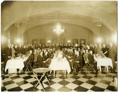 Banquet at Hotel Irvin Cobb