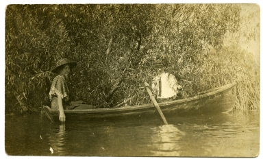 Courting in a Rowboat