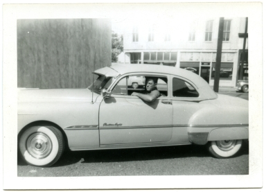 John and the Pontiac Eight