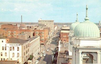 Paducah, The Metropolis of Western Kentucky