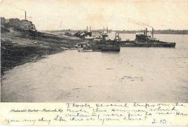 Paducah's Harbor-Paducah, KY.