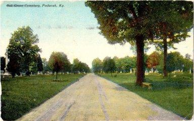 Oak Grove Cemetery, Paducah, Ky.