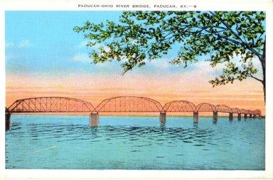 Paducah-Ohio River Bridge, Paducah, KY.-9