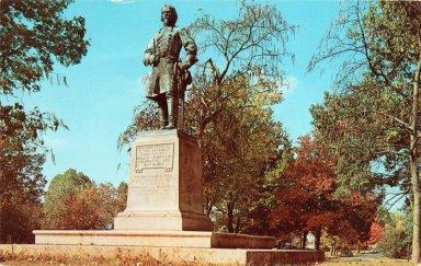 Brig. Gen. Lloyd Tilghman Monument