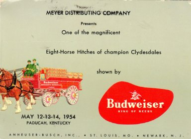 MEYER DISTIBUTING COMPANY