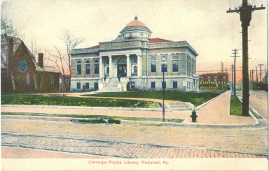 Carnegie Public Library, Paducah, Ky.