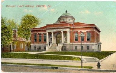 Carnegie Library, Paducah, KY.
