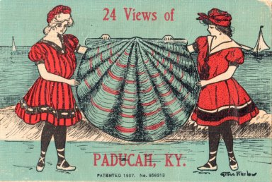 24 Views of Paducah, KY.
