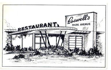 Boswell's Park Avenue Restaurant