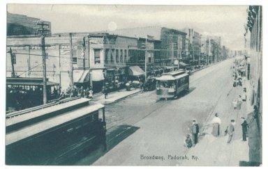 Broadway, Paducah, Ky.