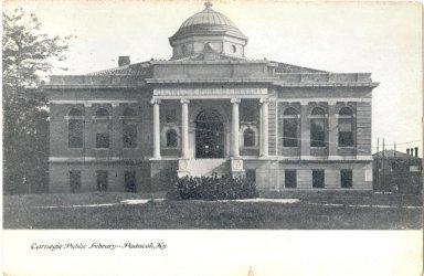 Carnegie Public Library-Paducah, Ky.