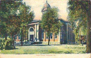 Court House, Paducah, Ky.