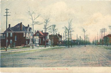 Fountain Avenue, Paducah, KY.