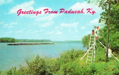Greetings From Paducah, Ky.