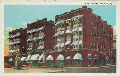 Hotel Palmer, Paducah, Kentucky