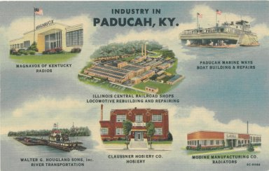 Industry In Paducah, KY.
