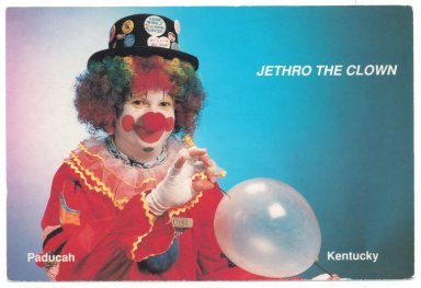 Jethro The Clown, Paducah, Kentucky