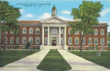 McCracken County Courthouse, Paducah, KY.-28