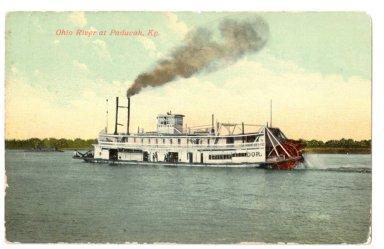 Ohio River at Paducah, KY