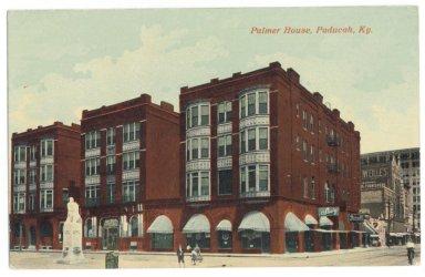 Palmer House, Paducah, Ky.