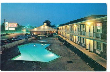 Ramada Inn, Paducah, Kentucky