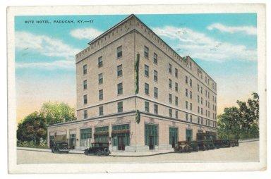 RITZ HOTEL, PADUCAH, KY. - 11