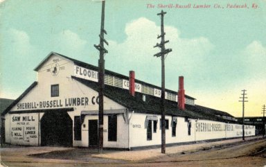 The Sherill-Russell Lumber Co., Paducah, Ky.