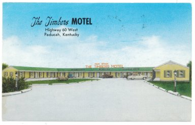 The Timbers MOTEL Highway 60 West, Paducah, Kentucky