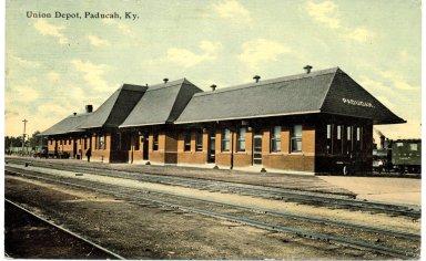 Union Depot, Paducah, Ky.