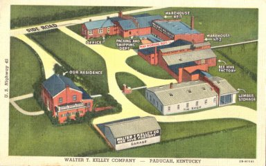 Walter T. Kelley Company, U.S. Highway 45-Paducah, Kentucky.