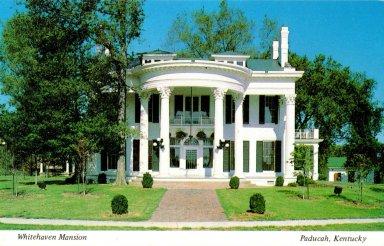 Whitehaven Mansion, Paducah, Kentucky