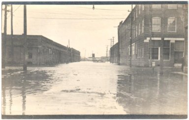 1913 Flood, 2nd & Jefferson
