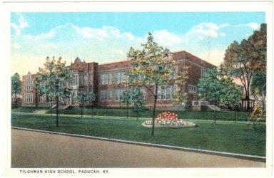 Tilghman High School, Paducah, KY