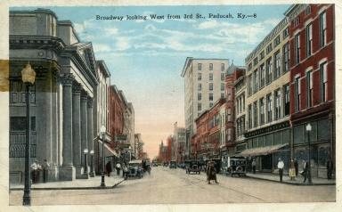 Broadway, Paducah (KY)